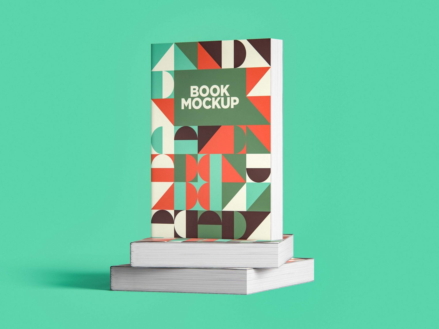 Exercise Book Mockup